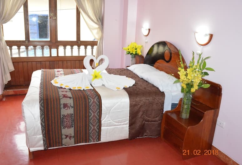 Hostal La Joya Imperial, Cusco, Double Room, 1 Double Bed, Guest Room
