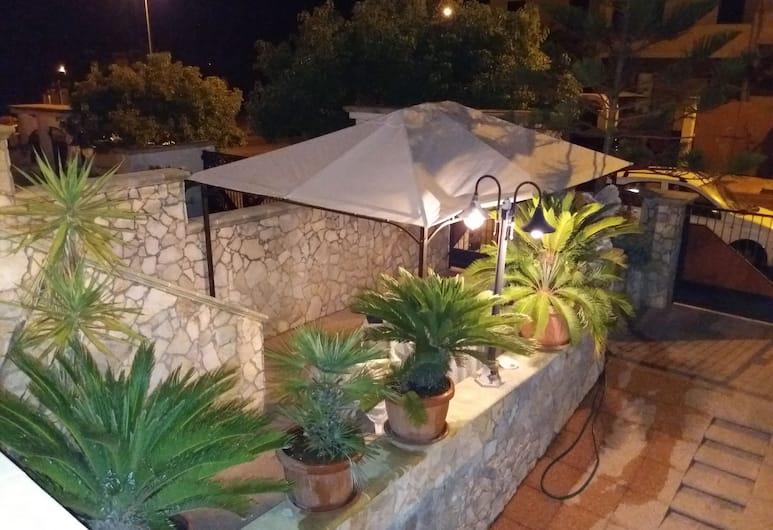 A Casa Di Sonja, Gallipoli, A szálláshely külső területe