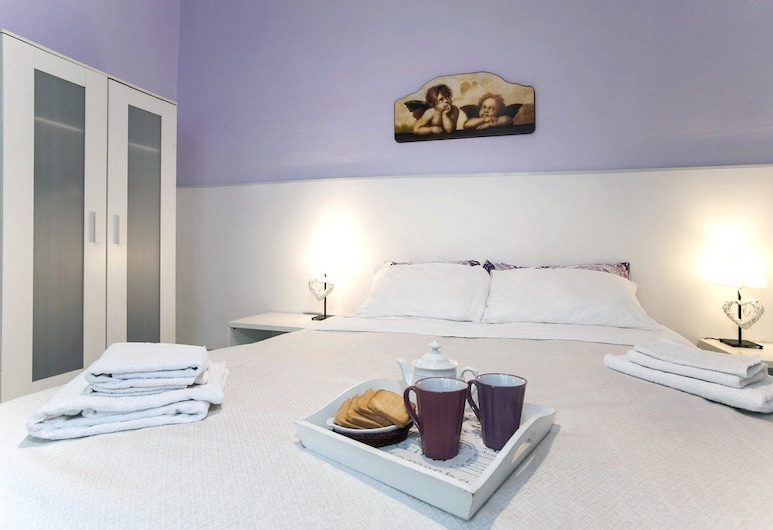 Bed and Breakfast da Mila, Florence, Double Room, Shared Bathroom, Guest Room