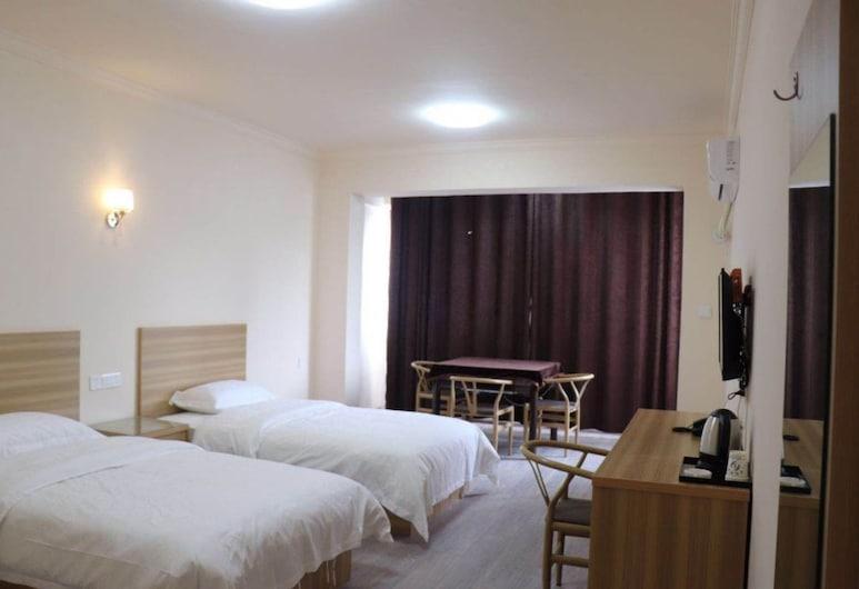 Nanchang Huayang Hotel, Nanchang, Design Twin Room, Guest Room