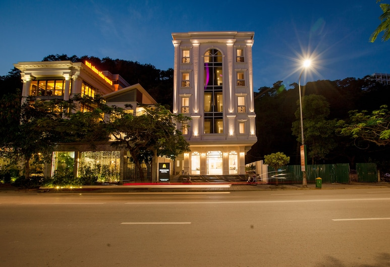 Pusan Ha Long Hotel, Ha Long, Hotellfasad