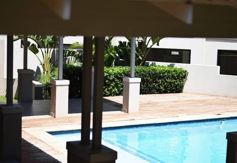 Johannesburg Apartment, Sandton, Vonkajší bazén