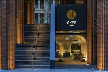 雪梨雪梨斯凱套房飯店的相片