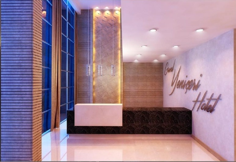 Grand Yeniceri Otel, Siran, Lobby