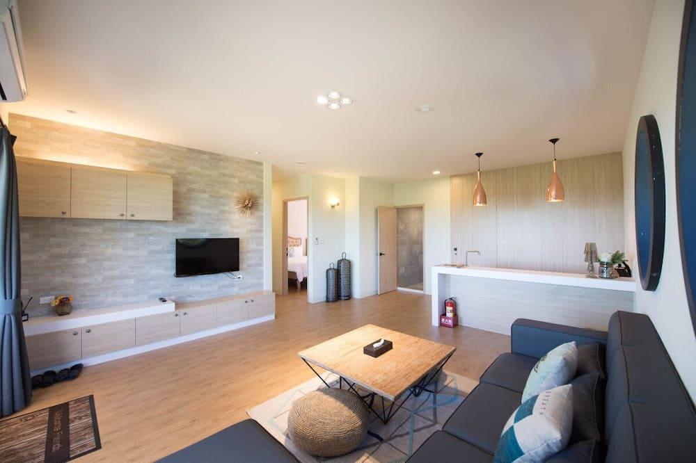 Family Δωμάτιο (VIP) - Καθιστικό