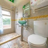 Phòng 4 Superior - Phòng tắm