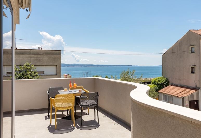 Luxury Rooms Pino, Split, Departamento, Terraza o patio