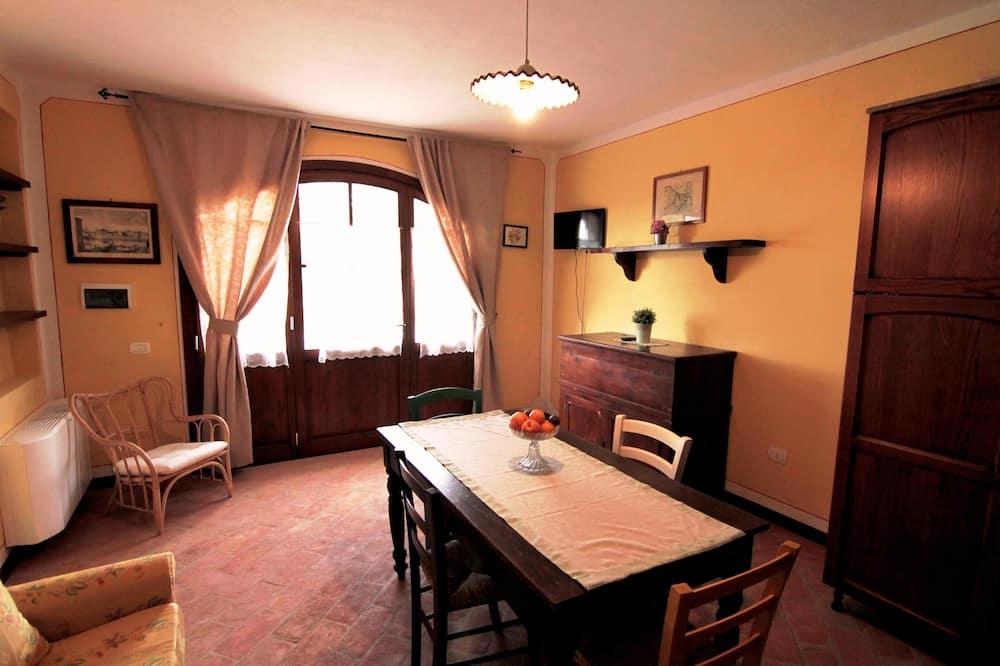 อพาร์ทเมนท์, 1 ห้องนอน (Gallo Nero) - พื้นที่นั่งเล่น