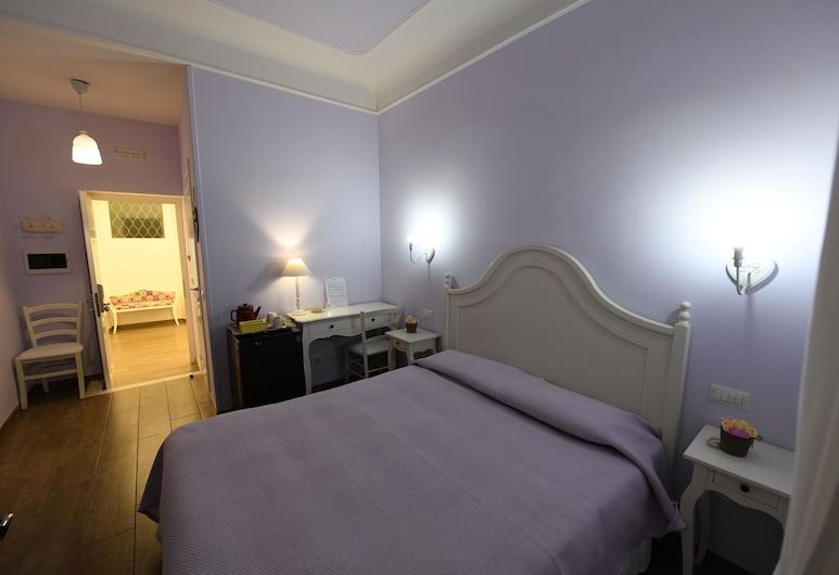 Buonanotte Roma 2, Rome, Tweepersoonskamer (Lilla), Kamer