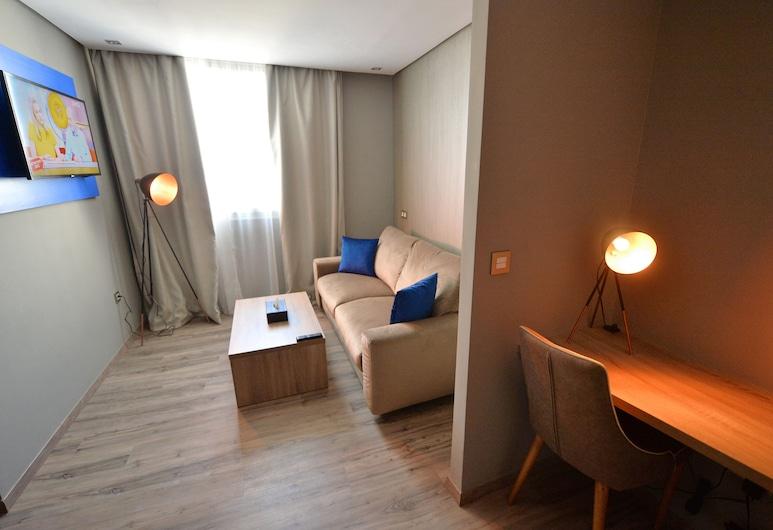 Le 22 Appart' Hôtel Casablanca, Casablanca, Delux Studio, Zimmer