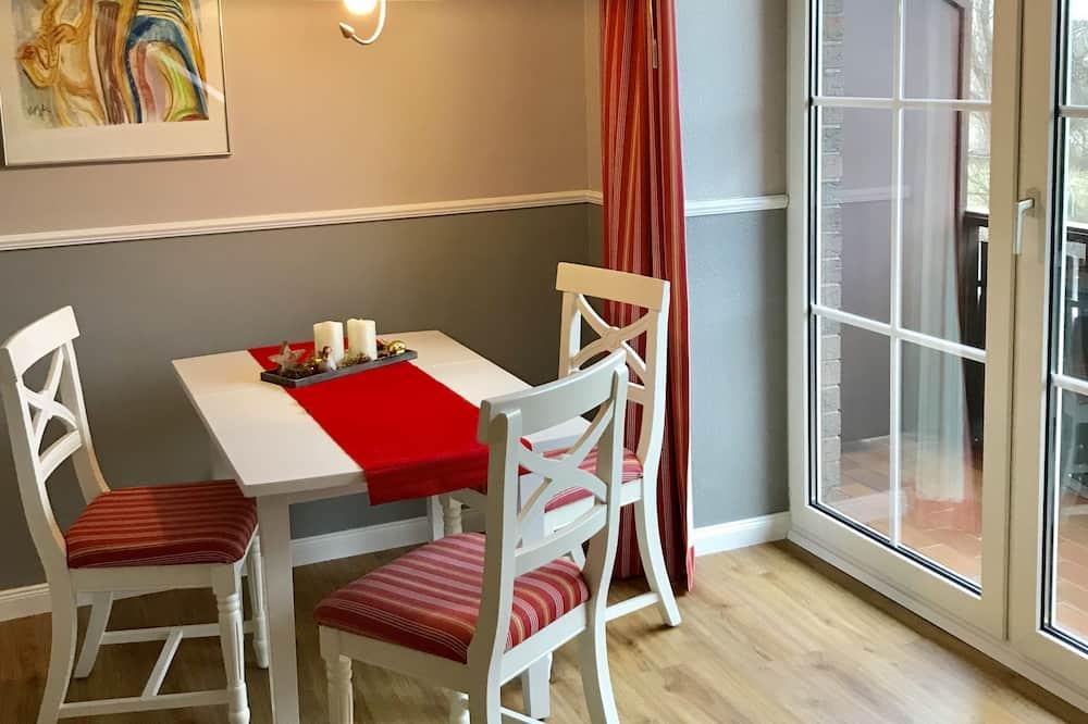 Departamento estándar (Studio Apartment) - Servicio de comidas en la habitación