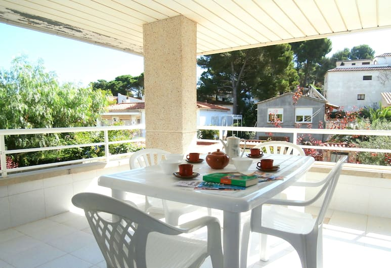 Apartment Open Pals, Palafrugell, Appartement, 3 chambres, Terrasse/Patio