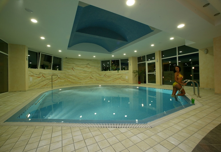 Hotel Gold, Swinoujscie, Sundlaug