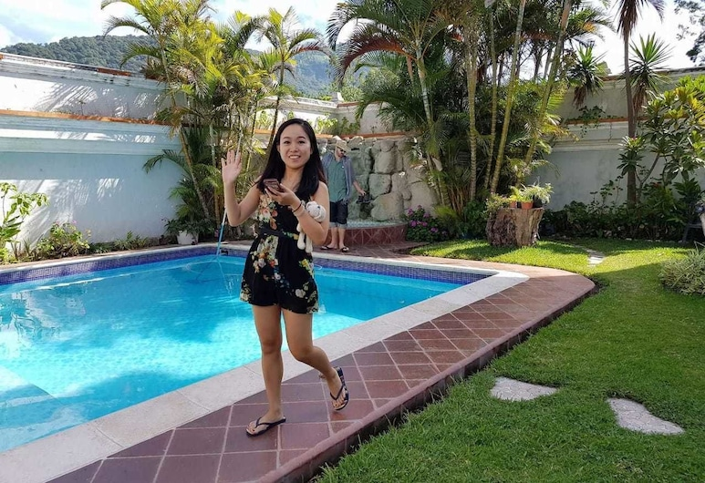 Perla Maya Hotel, Panajachel, Outdoor Pool