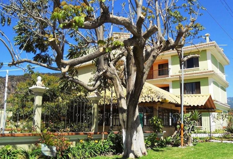 Perla Maya Hotel, Panajachel, Hotel homlokzata