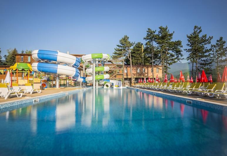 Hotel Elbrus SPA & Wellness, Velingrad, Parco acquatico