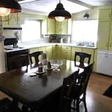 Cottage - Restauration dans la chambre