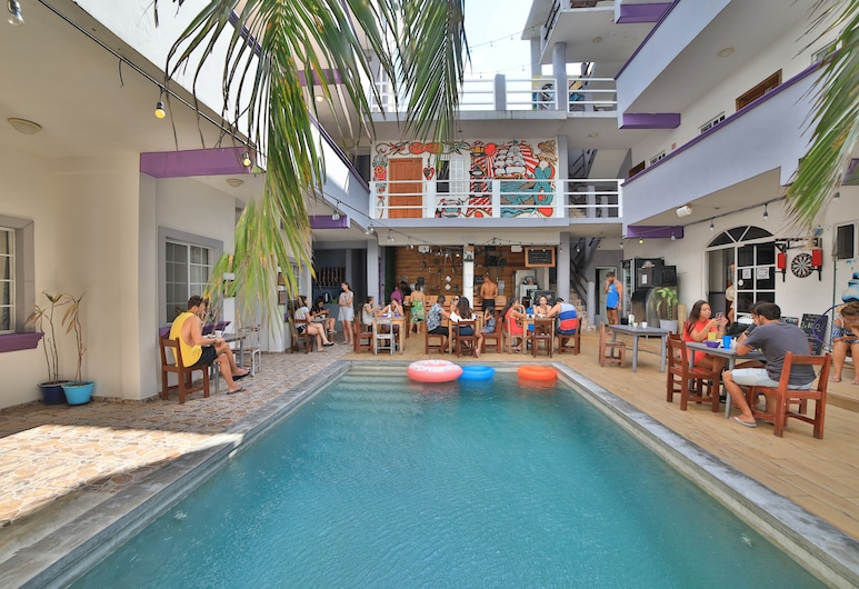 Balu Hostel, Isla Mujeres
