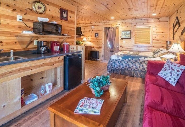 Nacoochee Valley Rentals, Clarkesville, Guest Room