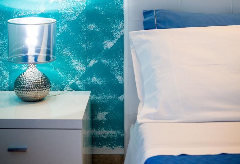 Colors B&B, Palermo, Tek Büyük Yataklı Oda (Turchese), Oda