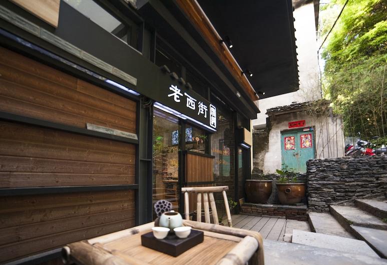 Zen Tea House West Street Yang Shuo, Guilin, Hotel Entrance