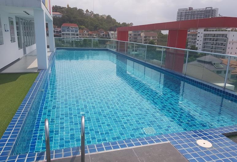 Art on the Hill, Pattaya, Hồ bơi ngoài trời
