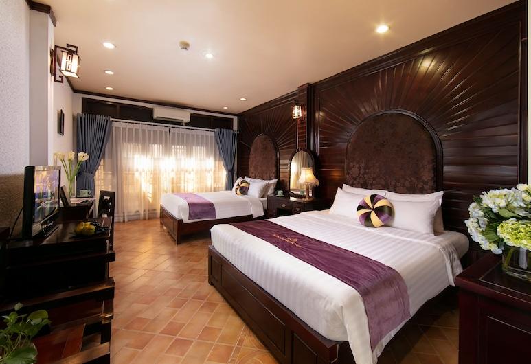 Impressive Boutique Hotel , Hanói, Habitación cuádruple Deluxe, Habitación