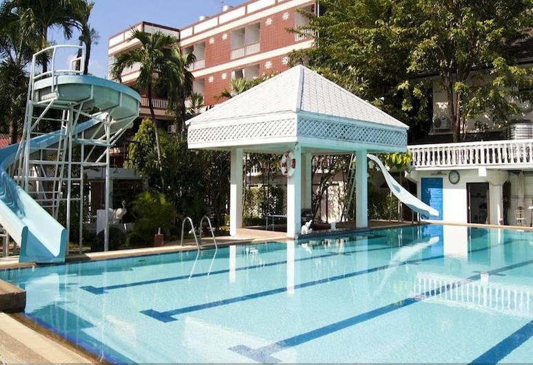 굿 하우스 아파트먼트, 방콕, 야외 수영장