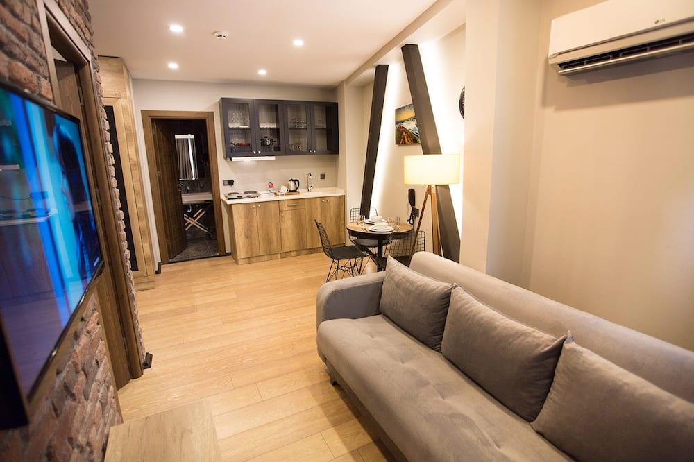 apartman, 1 hálószobával, nemdohányzó - Szoba