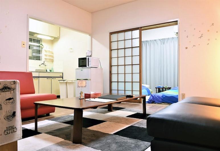 كيتاغاوا بيلدينج, أوساكا, غرفة مريحة بسريرين منفصلين, الغرفة
