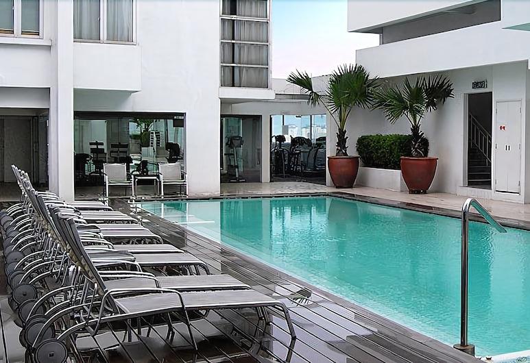 金色山丘 1 號公寓酒店, 吉隆坡, 室外泳池