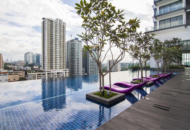 Nadi Service Apartments Bangsar by Plush, Kuala Lumpur, Infinity Pool