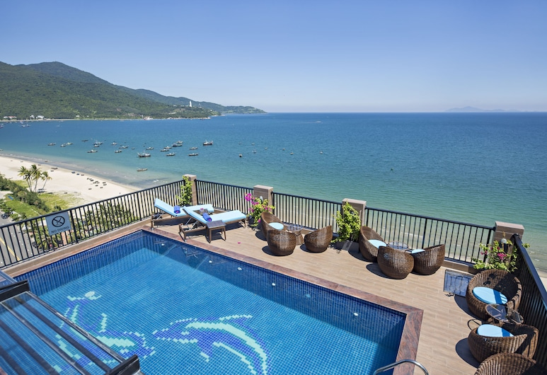 Seashore Hotel & Apartment, Da Nang, Terrace/Patio