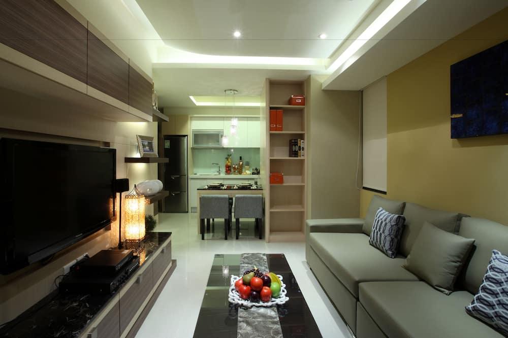 豪華四人房, 2 間臥室 - 特色相片