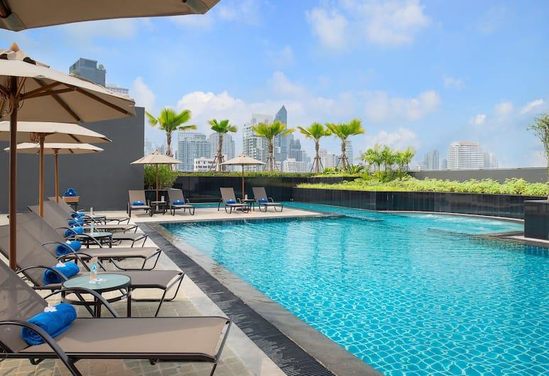 Hotel Nikko Bangkok, Bangkok, Outdoor Pool