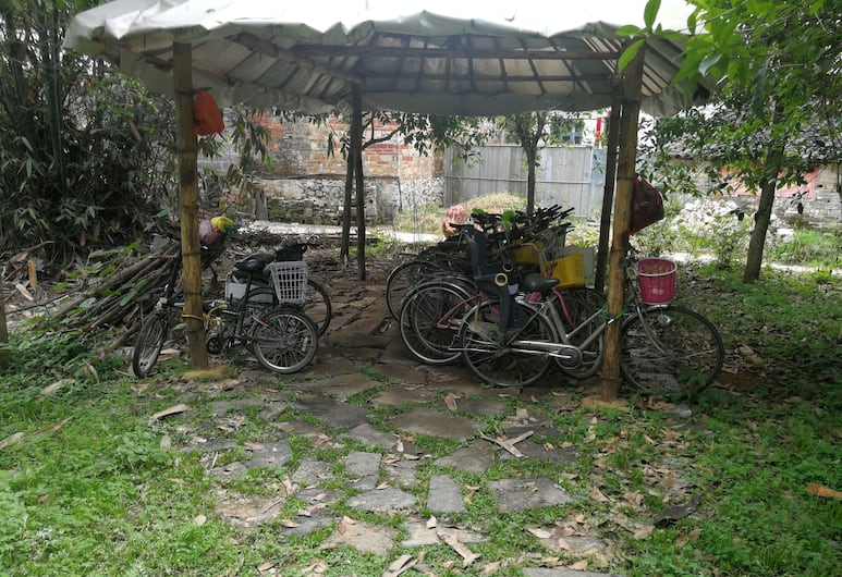 The Karstaway House, Guilin, Bicycling