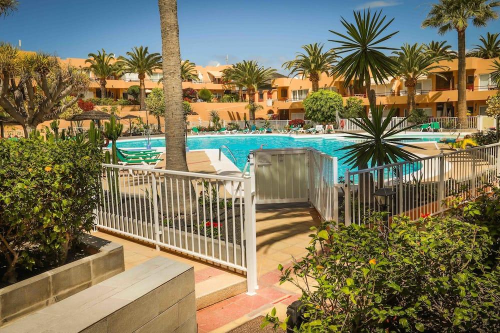 apartman, 1 hálószobával, terasz, kilátással a medencére (Dolce Far Niente 150 - (Room ID 22113) - Kilátás a szobából