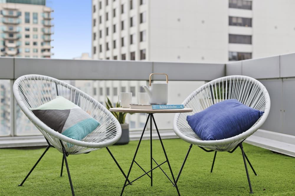 Apartmán typu Deluxe - Balkón