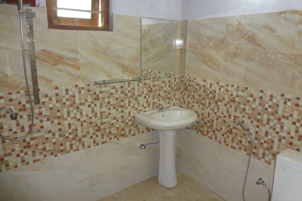Villa básica, 2 habitaciones, vistas a la playa - Cuarto de baño
