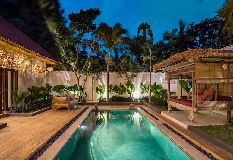 Villa Makasih, Seminyak, Private pool