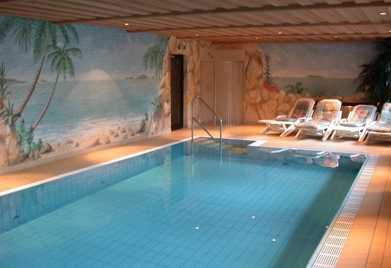 Harzhotel Zum Mühlenberg, Bad Sachsa, Vidaus baseinas