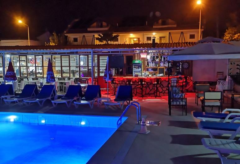 Nefis Hotel, Fethiye, Pool