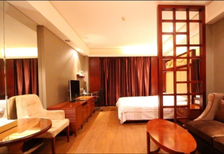 南昌爱嘉酒店公寓, 南昌市, 精品大床房, 客房