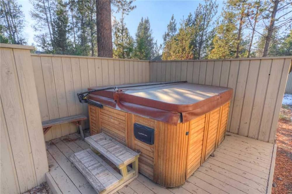 Будинок, 3 спальні, патіо - Спа-ванна під відкритим небом