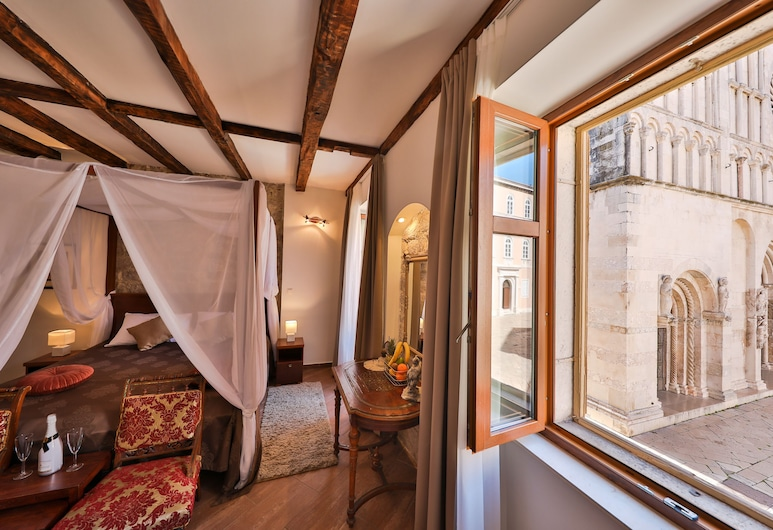 Luxury Rooms Contessa Vitali, Zadar, Comfort kahetuba, Tuba