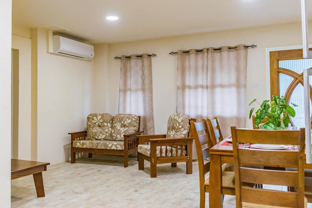 Apartmán typu Comfort, 2 spálne, kuchyňa - Obývacie priestory