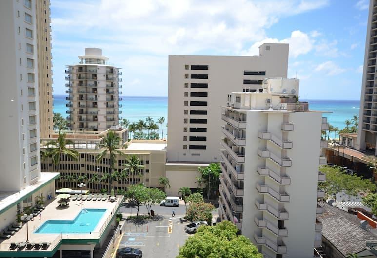 Kuhio Village Minium 1201a Legal Vacation Rental 1 Bedroom Condo, Honolulu