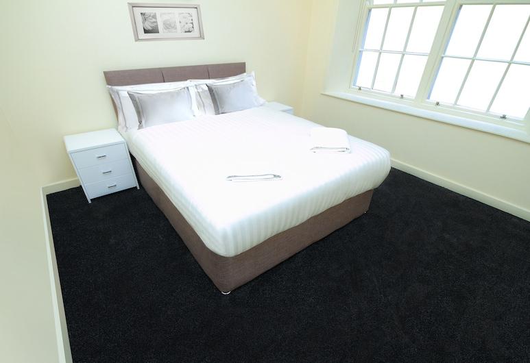 Incredible Templebar Apartment, Δουβλίνο, Deluxe Διαμέρισμα, 4 Υπνοδωμάτια, Κουζίνα, Δωμάτιο