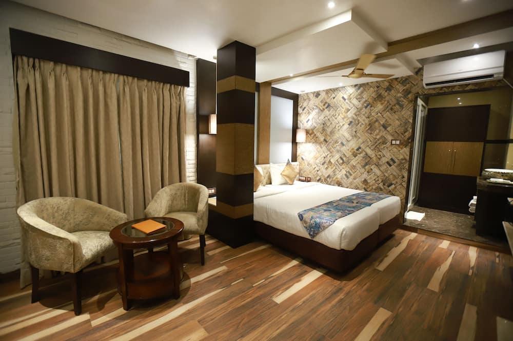 Deluxe kamer, 1 slaapkamer - Kamer