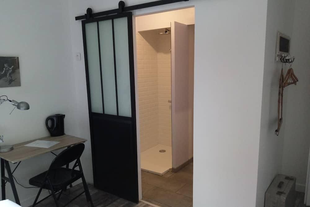 Comfort Double Room, Private Bathroom, Park View (Sganarelle) - Bathroom